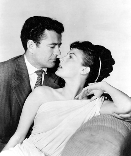 Image result for ava gardner and robert walker